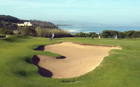 Golf packages with the Hotel Harretchea in the Basque Country