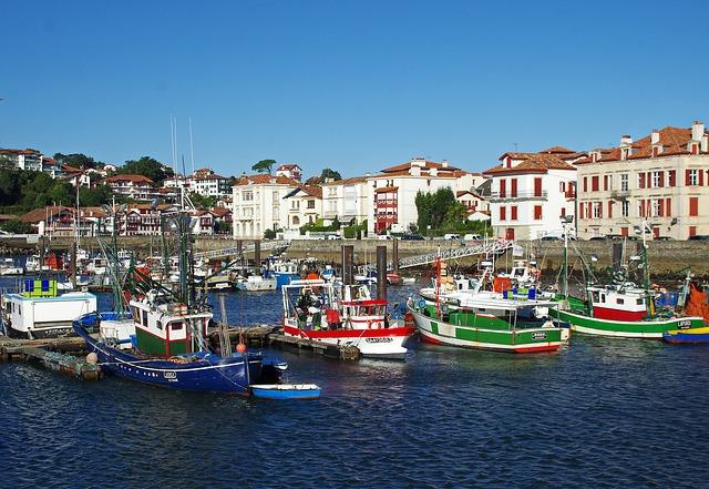 visiter Saint Jean de luz au pays basque
